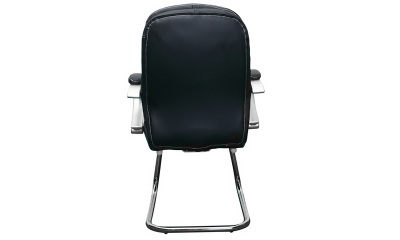 Conference Chair Bergamo in black